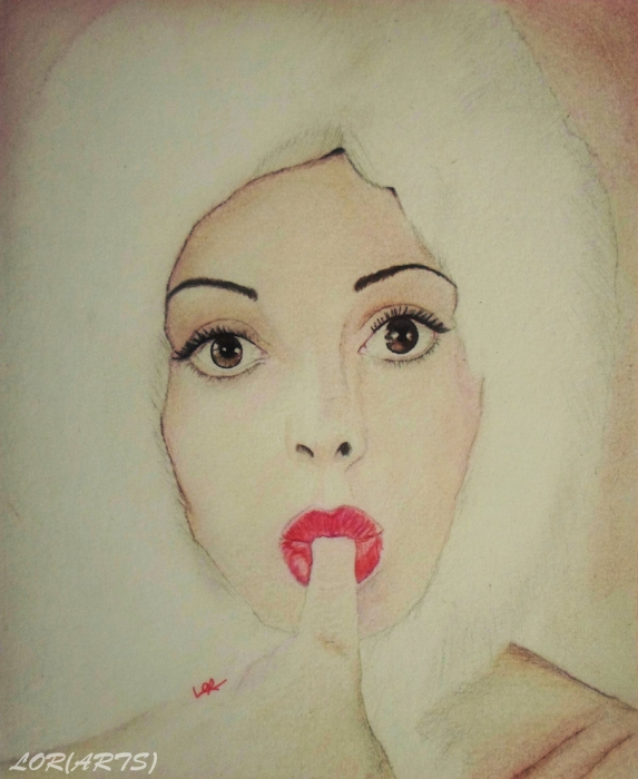 Rose McGowan by Laulau